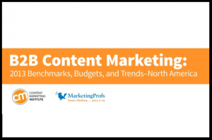 6 Questions That Belong in the 2014 B2B Content Marketing Benchmarks and Trends Report