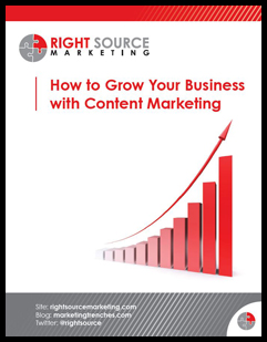 Right Source Marketing: eBook