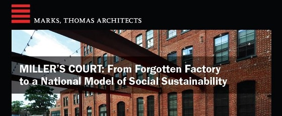 Marks, Thomas Architects