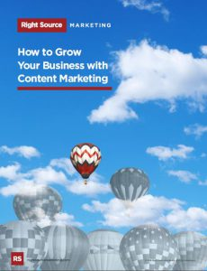 How to Grow Your Business with Content Marketing