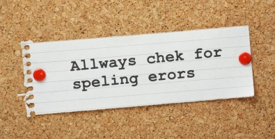 Checklist - 8 proofreading tips
