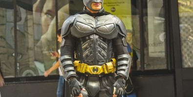 Why Batman is the Best Halloween Costume