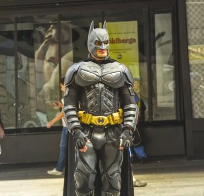 Why Batman is the Best Halloween Costume