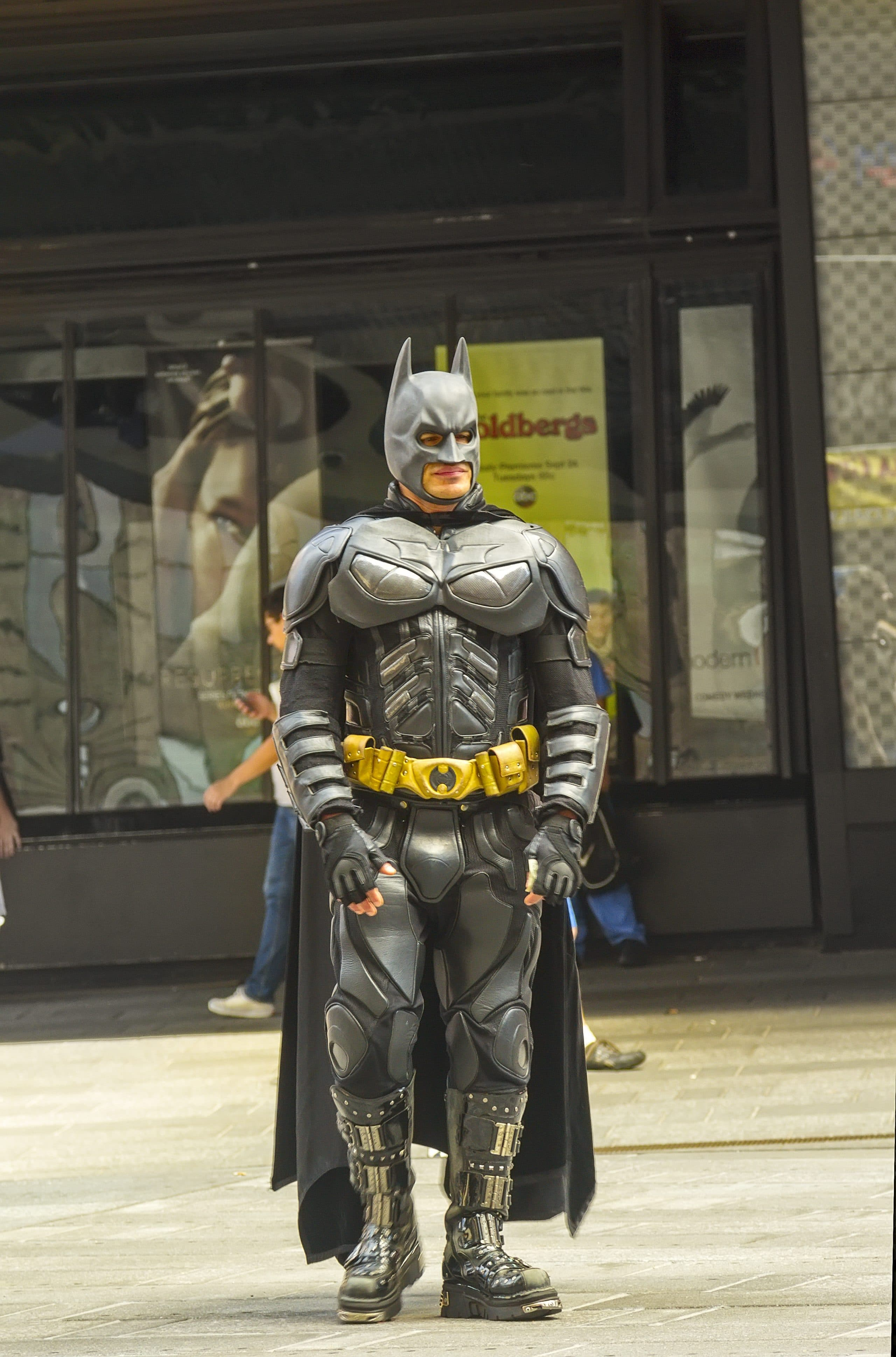 Why Batman is the Best Halloween Costume for a Content Marketer