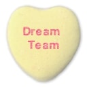 Dream Team Candy Heart