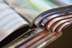 Print Magazines as Content Marketing