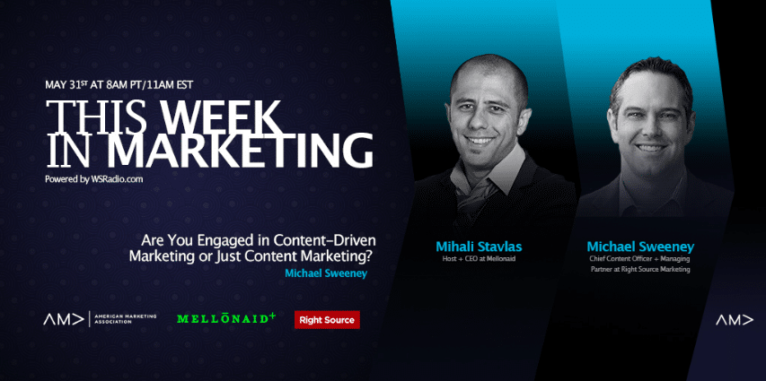 Are You Engaged in Content-Driven Marketing or Just Content Marketing?
