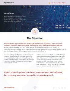 Case Study: NetCraftsmen