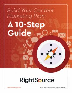 eBook: Build Your Content Marketing Plan: A 10-Step Guide