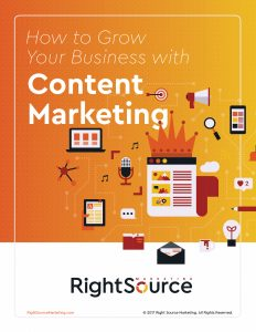 eBook: How To Grow Your Business With Content Marketing