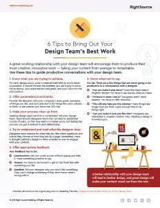 RSM-design-team