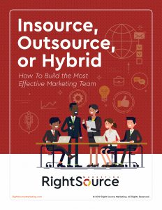 Insource, Outsource, or Hybrid: How to Build the Most Effective Marketing Team