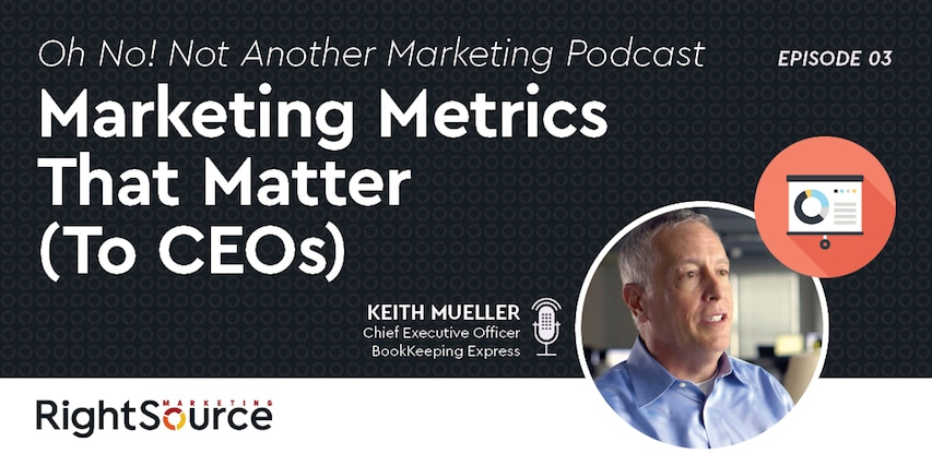 ONNAMP Episode Three: Marketing Metrics That Matter (To CEOs)