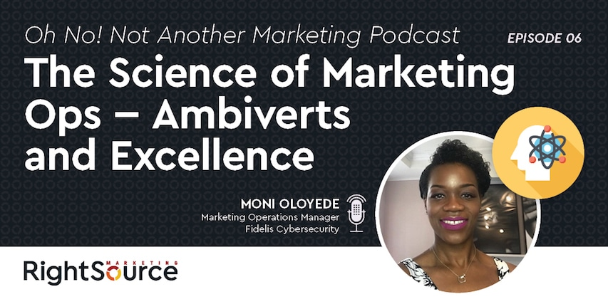 ONNAMP Ep. 6: Marketing Ops – Ambiverts and Excellence