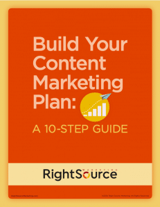 Build Your Content Marketing Plan