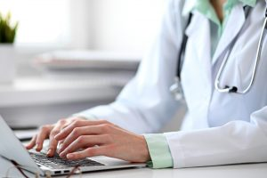 Let doctor or healthcare writer create content?