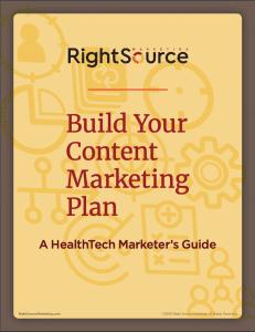 Build Your Content Marketing Plan