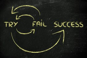 Try and Retry to Achieve Success