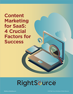 Content Marketing for Saas –4 Crucial Factors for Success